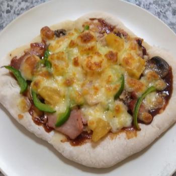 Adam Pizza dough first overview