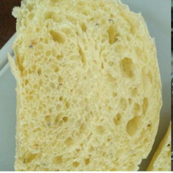 Felicia Sweet bread second slice