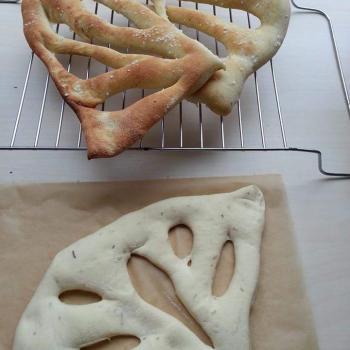 Honey Bunny Sourdough Bagels and rolls second slice
